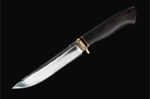 Нож Ерш <span>(Х12МФ, граб)</span>