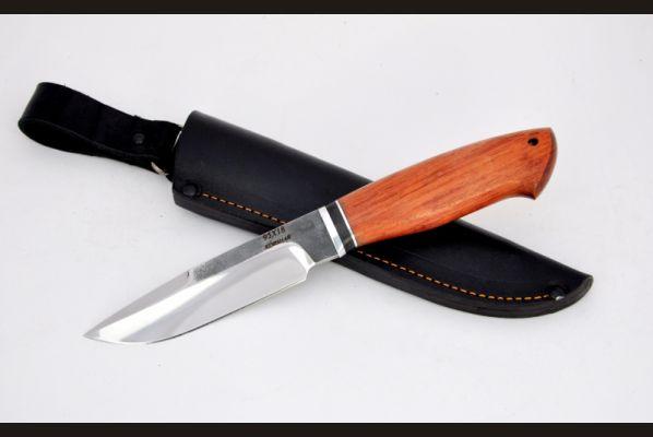 Нож Лесник (95х18, бубинга)
