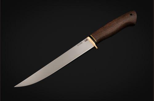Нож Филейный большой <span>(х12мф, венге)</span>