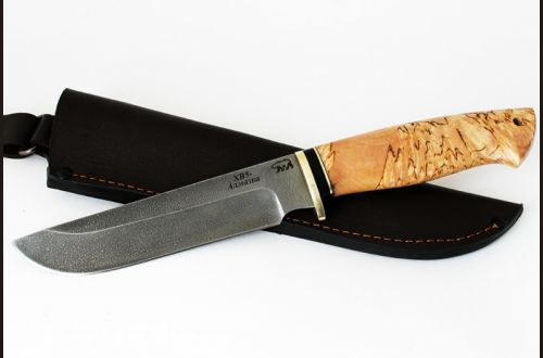 Нож Легионер <span>(алмазка, карельская берёза)</span>