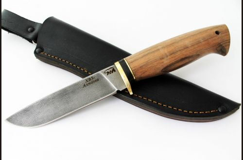 Нож Рысь <span>(алмазка, орех)</span>