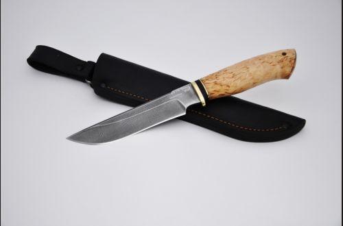 Нож Походный <span>(алмазка, карельская береза)</span>