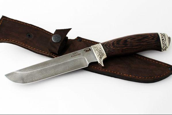 Нож Легионер (алмазка, венге литьё)