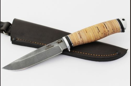 Нож Беркут <span>(алмазка, береста, дюраль)</span>