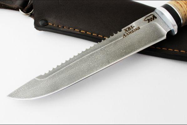 Нож Ёрш <span>(алмазка, береста, дюраль)</span>