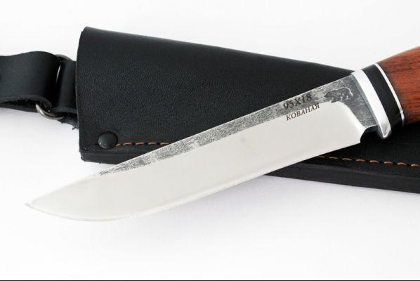 Нож Барс <span>(95х18, бубинга помеле, дюраль)</span>