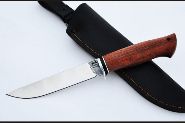 Нож Волк (95х18, бубинга помеле)