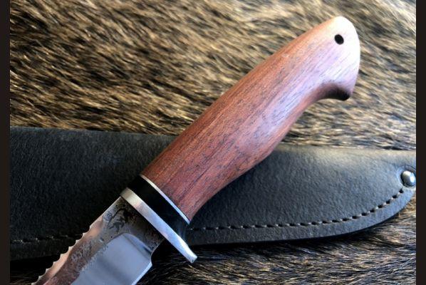 Нож Ёрш <span>(95х18, бубинга помеле)</span>
