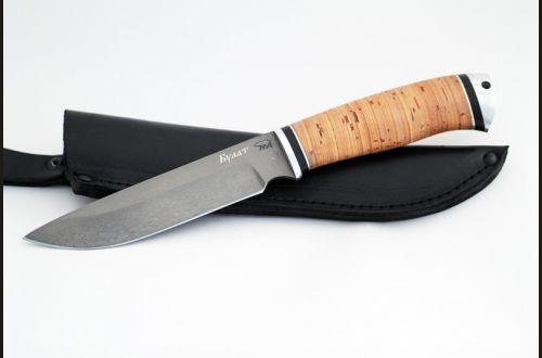 Нож Путник <span>(булат, береста, дюраль)</span>