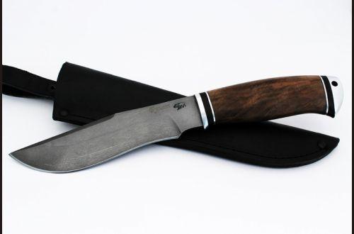 Нож Буйвол <span>(булат, орех, дюраль)</span>