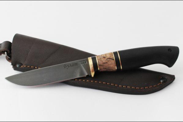 Нож Мичман (булат, граб - премиум)