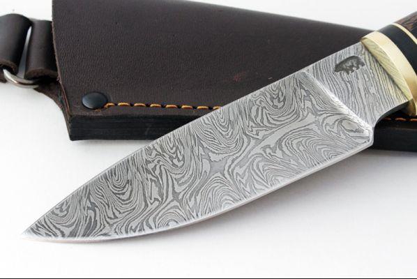 Нож Боровик 2 <span>(дамаск, венге)</span>