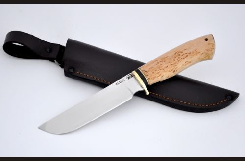 Нож Легионер <span>(elmax, карельская береза)</span>