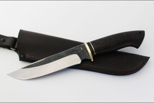 Нож Лис (х12мф, венге)