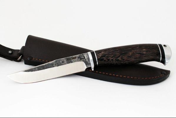 Нож Беркут (х12мф, венге, дюраль)