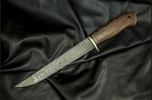 Нож Филейный большой <span>(булат, венге)</span>