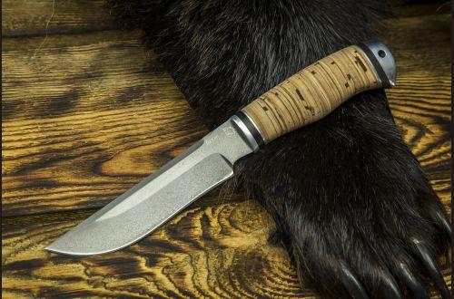 Нож Походный <span>(булат, береста, дюраль)</span>