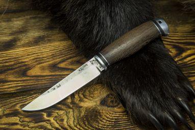 Нож Барс <span><span>(х12мф, венге, дюраль)</span></span>