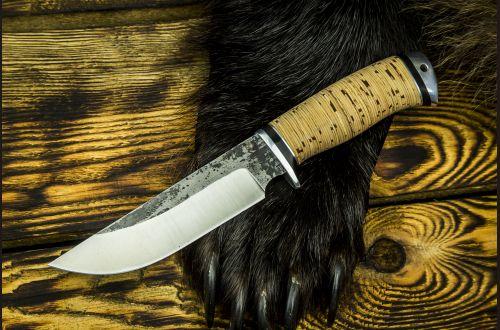 Нож Сахалин <span>(х12мф, береста дюраль)</span>