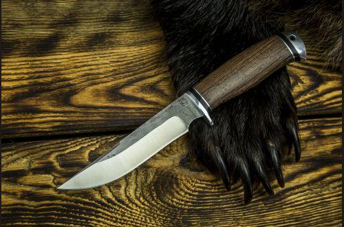 Нож Лис <span>(х12мф, венге, дюраль)</span>