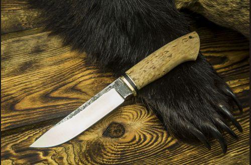 Нож Путник <span>(х12мф, карельская береза)</span>