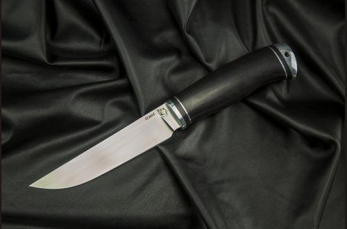 Нож Барс <span>(elmax, чёрный граб, дюраль)</span>
