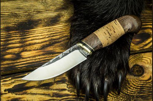 Нож Русский <span>(х12мф, береста, венге)</span>