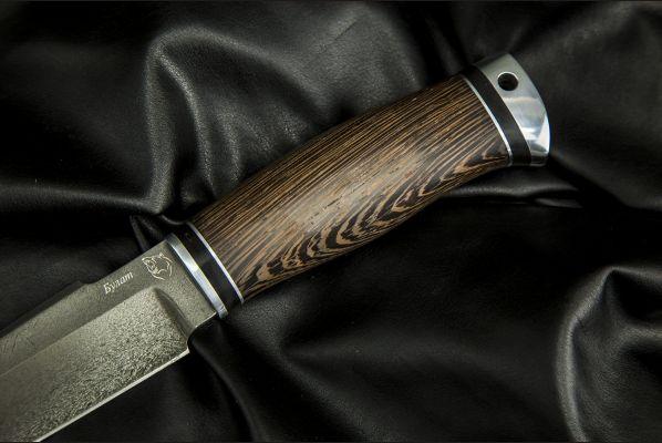 Нож Тайга <span>(булат, венге, дюраль)</span>