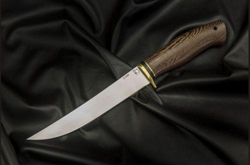 Нож Филейный малый <span>(х12мф, венге)</span>