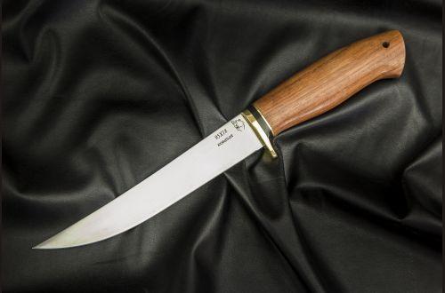 Нож Филейный малый <span>(95х18, бубинга помеле)</span>