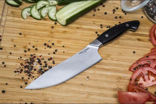 Нож Универсальный <span>(нержавеющий ламинат, цельнометаллический, g10)</span>