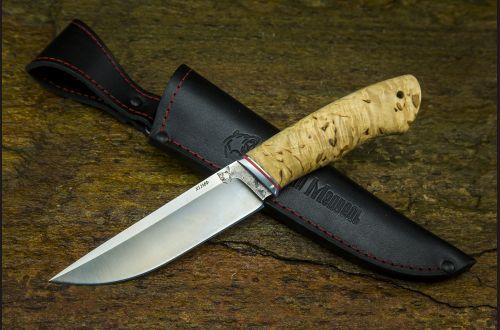 Нож Русский 2 <span>(х12мф, карельская берёза)</span>