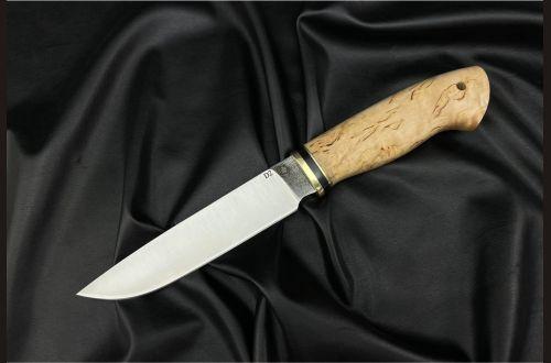 Нож Лиса <span>(D2, карельская берёза)</span>